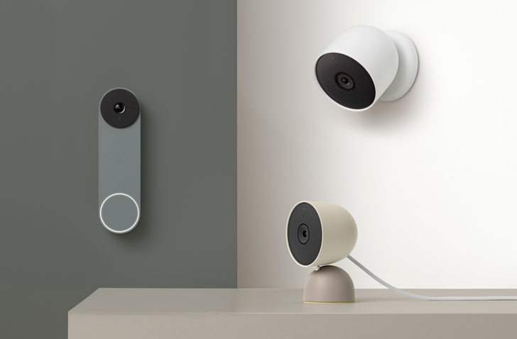 Nest has a new doorbell, battery-powered camera, smart floodlight, and the cheapest Nest Cam to date
