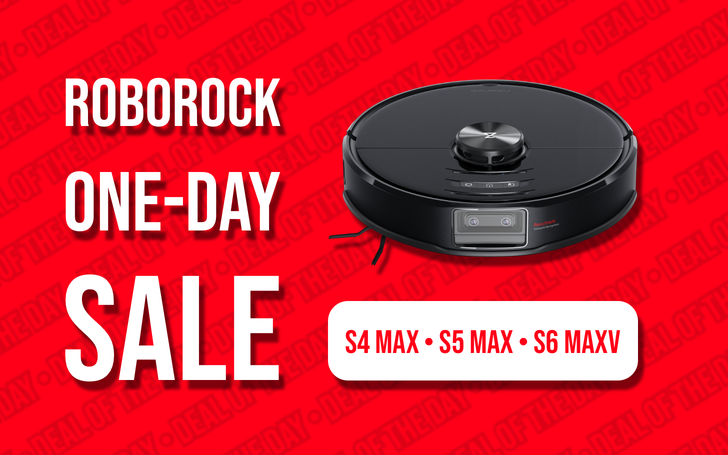 Today only: Save big on Roborock's best smart vacuums
