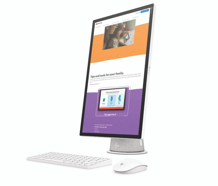 All-in-one PCs are hot again as HP sticks Chrome on a display that swivels