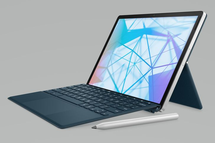 HP announces its significantly pricier take on a Chrome tablet, pen included