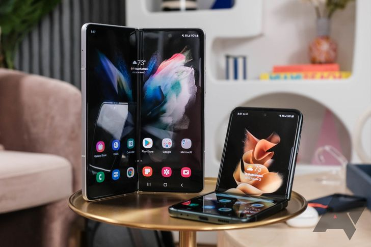 Hands on with the Galaxy Z Fold3 and Flip3: It's time to consider a folding phone