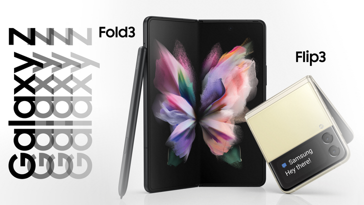 Meet the Galaxy Z Fold3 and Flip3: The crown jewel and the new mainstream