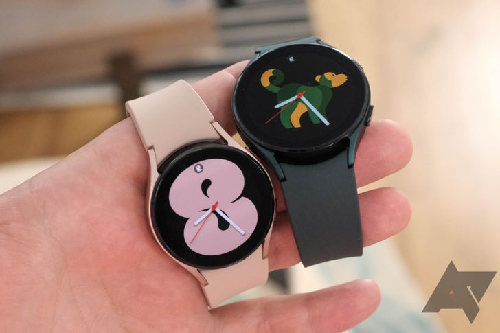 Samsung's Galaxy Watch4 is on sale for the first time since launch, complete with an extra wireless charger