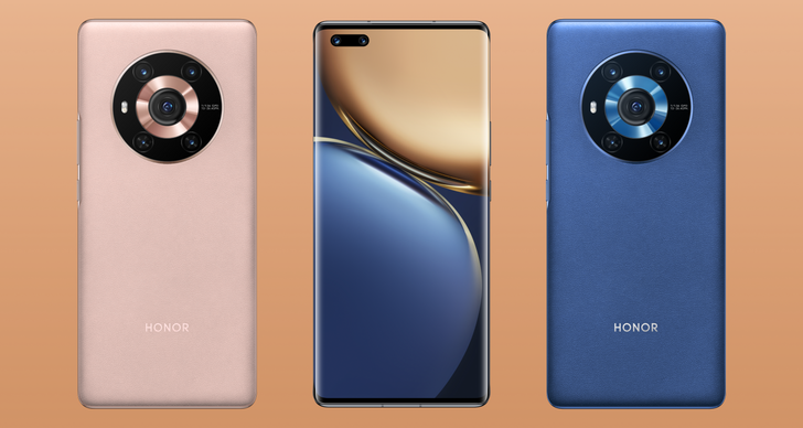 Honor is back in the premium smartphone game with the Magic3 series