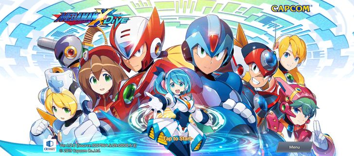 Mega Man X blasts his way onto Android in the latest chapter of the classic platforming series