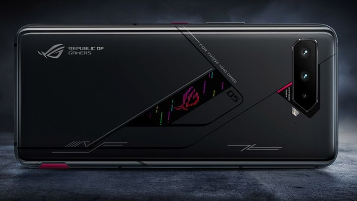 Asus upgrades its ROG gaming phone with a faster CPU and a color rear display