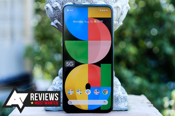 Pixel 5a review, one month later: This phone craves Android 12