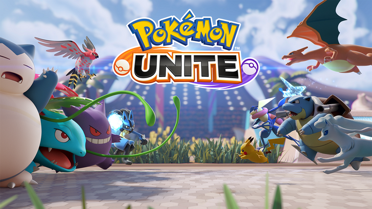 That Pokémon MOBA all your friends are playing on Switch lands on Android next month