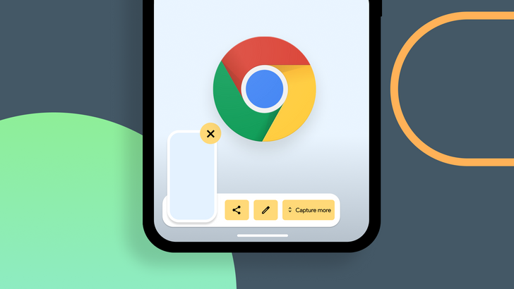 Chrome is working to support one of Android 12's best features