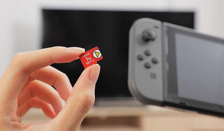 Score a 1TB MicroSD card for half off in Amazon's one-day storage sale