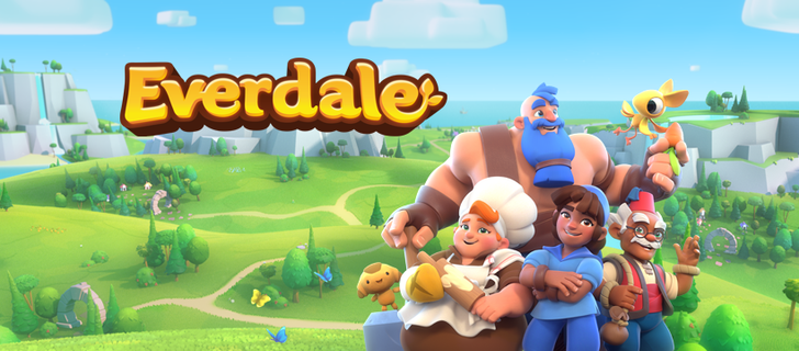 Everdale is a new village building game from the makers of Clash of Clans