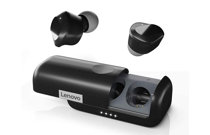Whoa: These Lenovo true wireless earbuds are on sale for 15 bucks