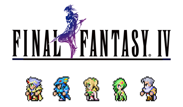 The Final Fantasy IV pixel remaster lands on Android, but it will cost you