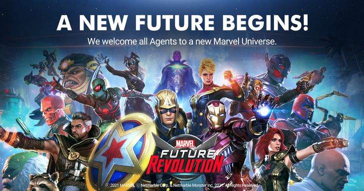 Marvel Future Revolution looks so premium that you can almost excuse the F2P nonsense