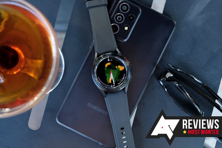 Samsung Galaxy Watch4 Classic review: Time is money