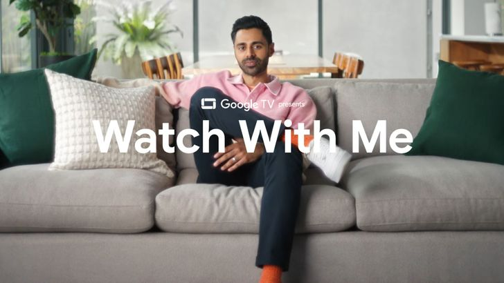 Hasan Minhaj is Google's next pick for its curated 'Watch With Me' series