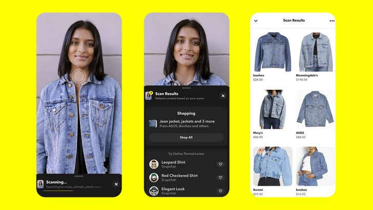 Snapchat's got some goofy new AR features for you to try
