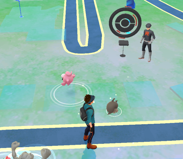 Pokémon GO reverses course: You'll be able to hit that Pokestop from the other block again