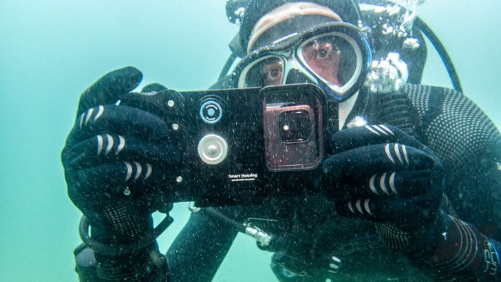 Here's what the Pixel's new underwater photography looks like
