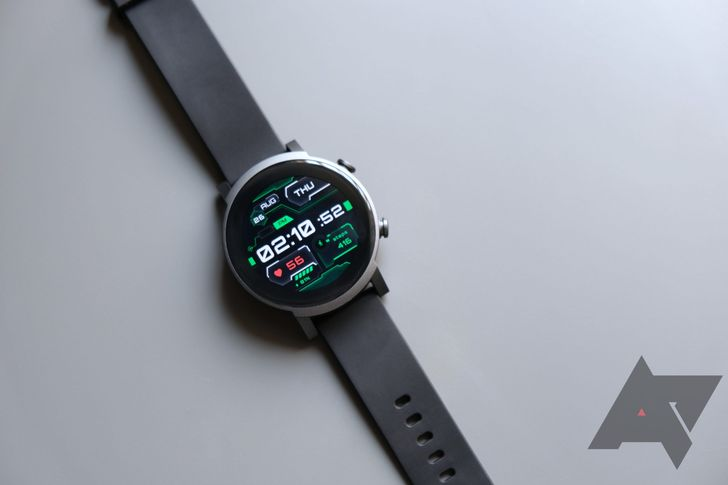 What the heck is going on with the chip powering the latest TicWatch?