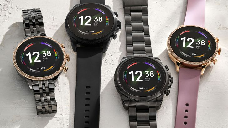 Fossil's Gen 6 watches are up for pre-order, but not with the software you want