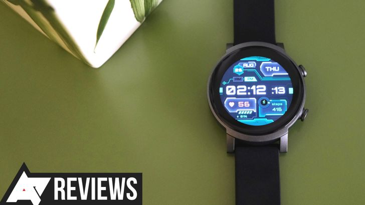 Mobvoi TicWatch E3 review: Running in place