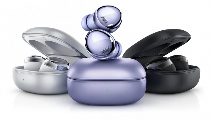 Samsung's latest Galaxy Buds Pro firmware brings features from the Buds2