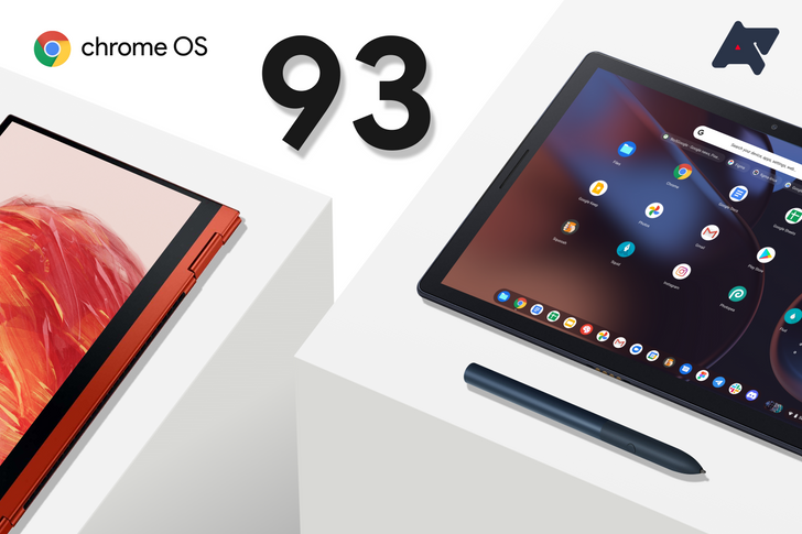 Chrome OS 93 is heading to your Chromebook today, and it's all about the details