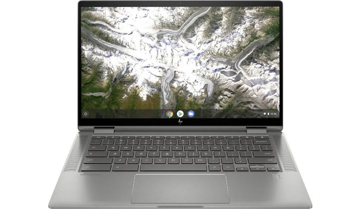 Grab this HP Chromebook for $120 off and score straight A's all semester