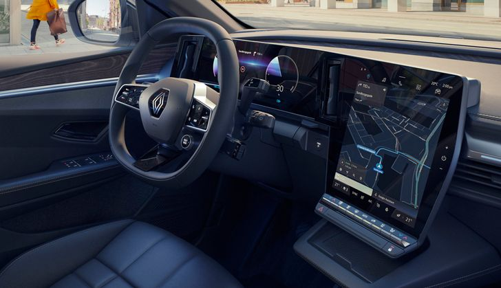 Android Automotive comes to a new all-electric crossover