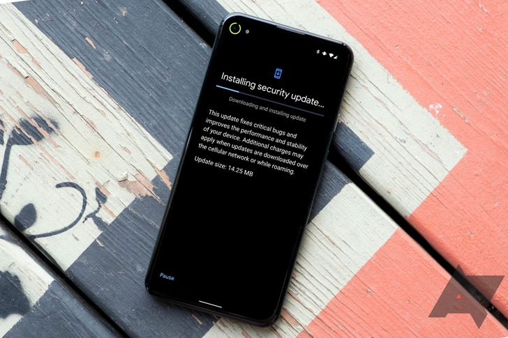 The Pixel September security update is here, including the first round for the Pixel 5a