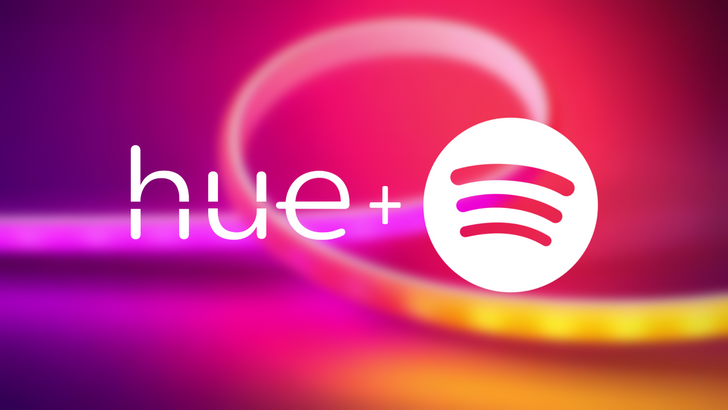 Here's how you can try Philips Hue's new Spotify music sync integration