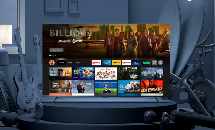 Amazon's first self-branded Fire smart TVs are cheaper than you'd expect