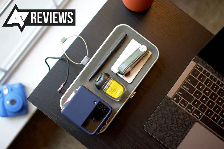 Review: The Orbitkey Nest is a pricey premium portable power provider