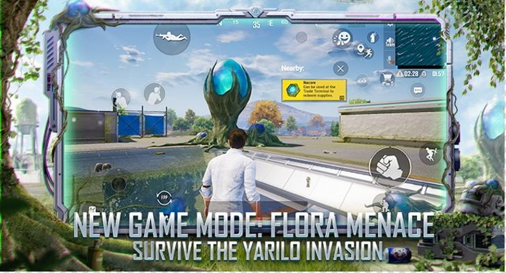 Aliens are now invading PUBG Mobile in the 1.6 patch (APK Download)