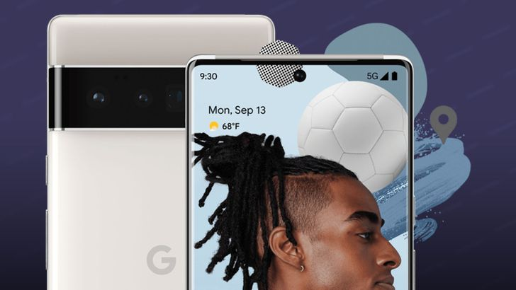 Here's our best look yet at the Pixel 6 Pro's design and hardware specs