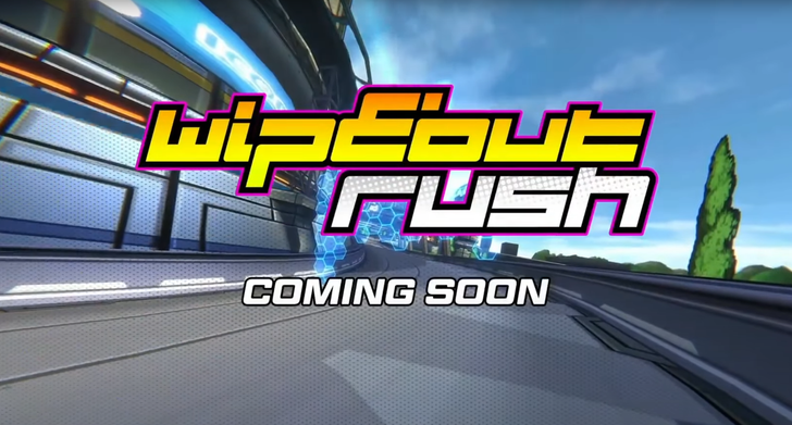 The Wipeout series finally lives up to its name with this embarrassment of a card game