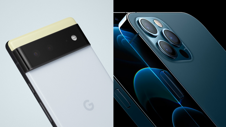 The Pixel 6 is Android's best chance to stop the iPhone 13 Pro from dominating video