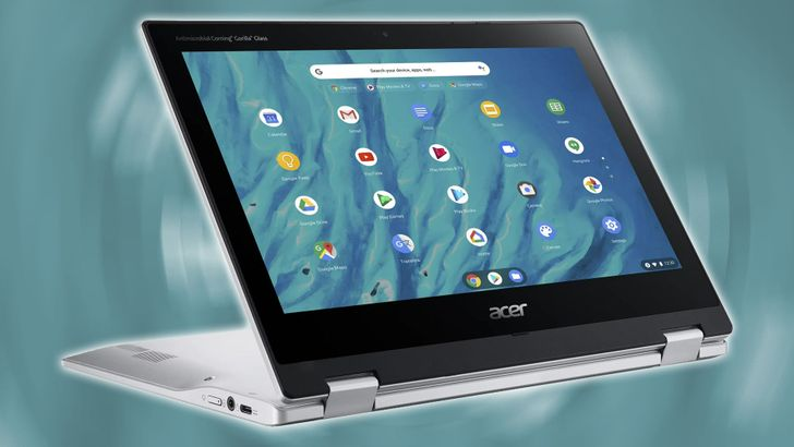 Acer's ultra-portable Spin 311 Chromebook for just $155 is basically an impulse buy