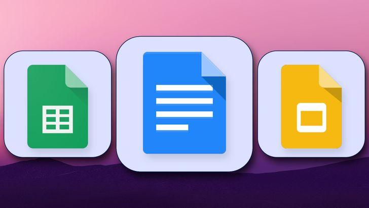 Confira a nova interface do Material You para Documentos, Planilhas e Apresentações Google