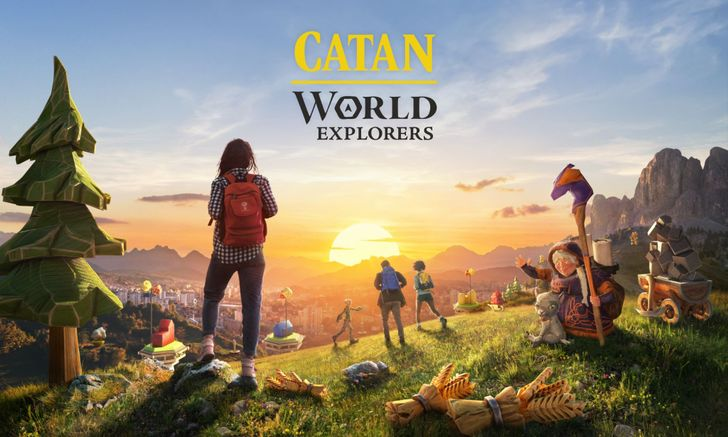 Niantic calls it quits on its Settlers of Catan AR game