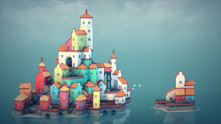 Il caro indie Townscaper è un grande creatore di città che fa il salto da Steam ad Android