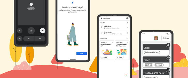 Google brings us up to speed with what's new-new (and kinda-new) for Android