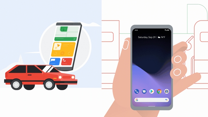 Hey Google, pay for gas — Android Auto is getting a whole new bag of tricks