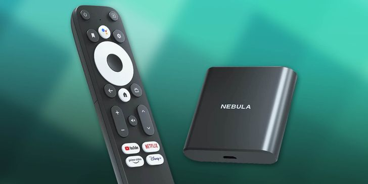Anker's new Nebula 4K Android TV dongle makes a surprise debut on Amazon