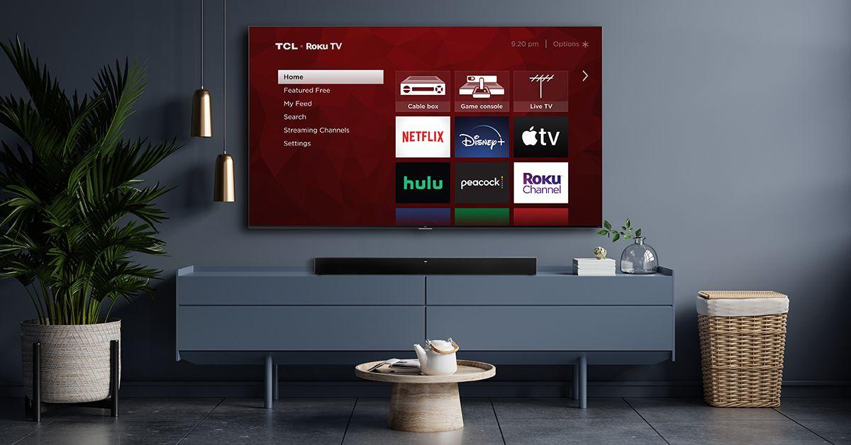 TCL's latest soundbar is custom-made for your Roku TV