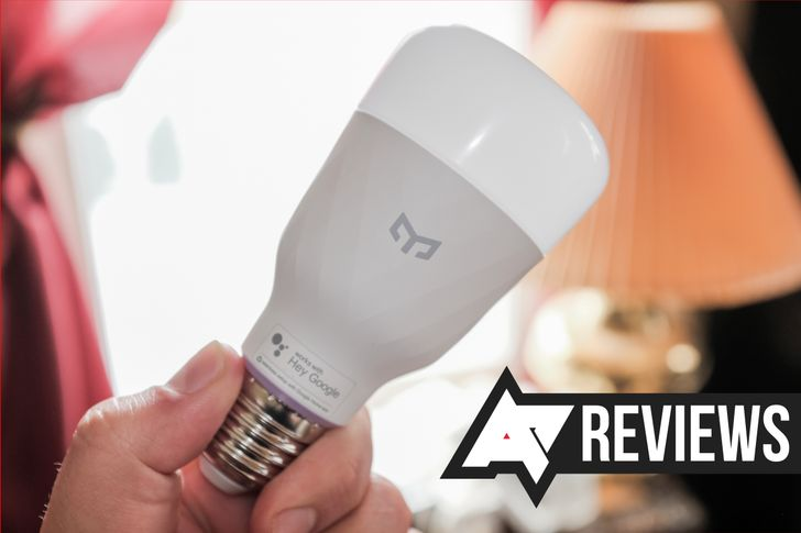 Yeelight M2 review: Seamless setup RGB lighting for your Google smart home with one big flaw