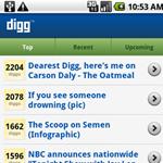Digg Diggs Android!