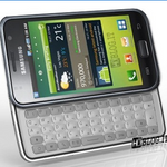 Samsung To Add A Keyboard To The Galaxy S And Another Syllable To The Name